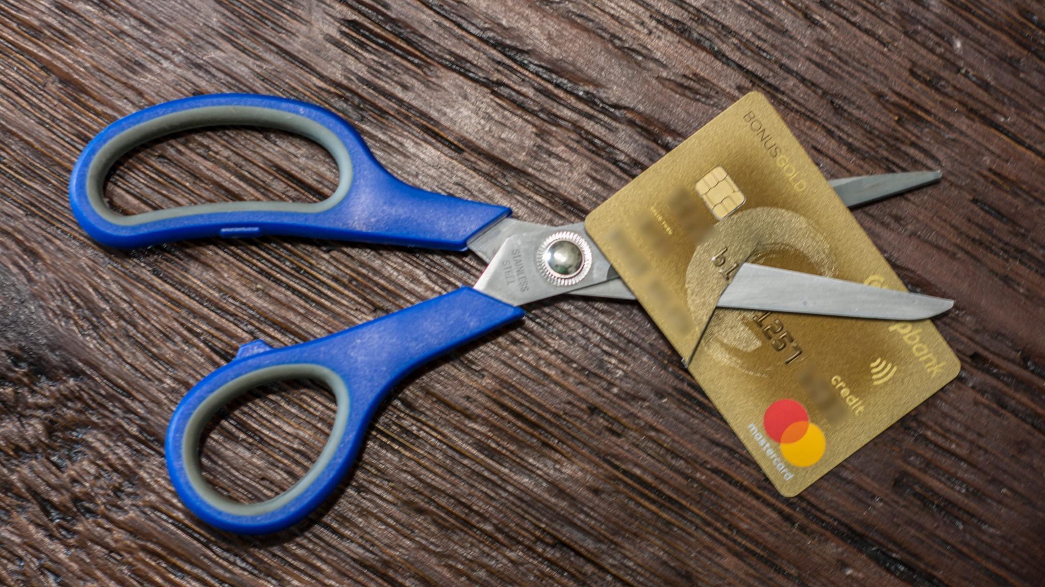 A hitelkártyám sorsa